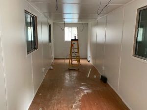 40ft Office Container Conversions