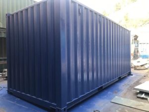 Canteen Container Conversions