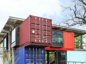 Capital Containers School Conversions