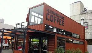 Capital containers cafe conversions