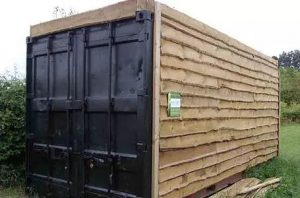 Containers garden room conversions