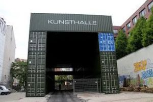 Containers industrial conversions