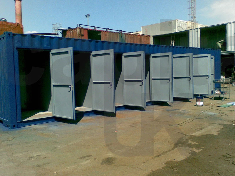 Container Industrial Units