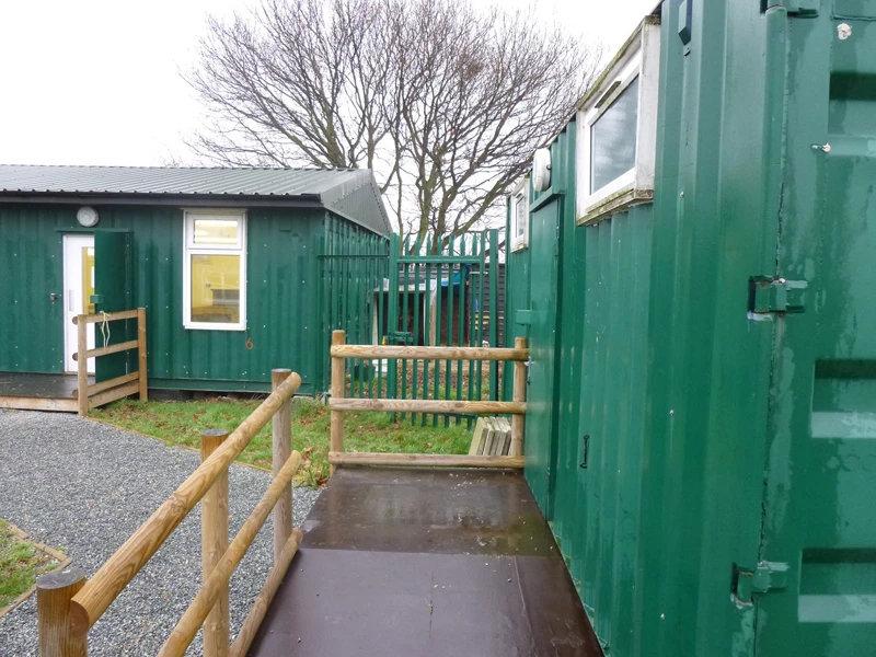 Ockendon School Container Conversion