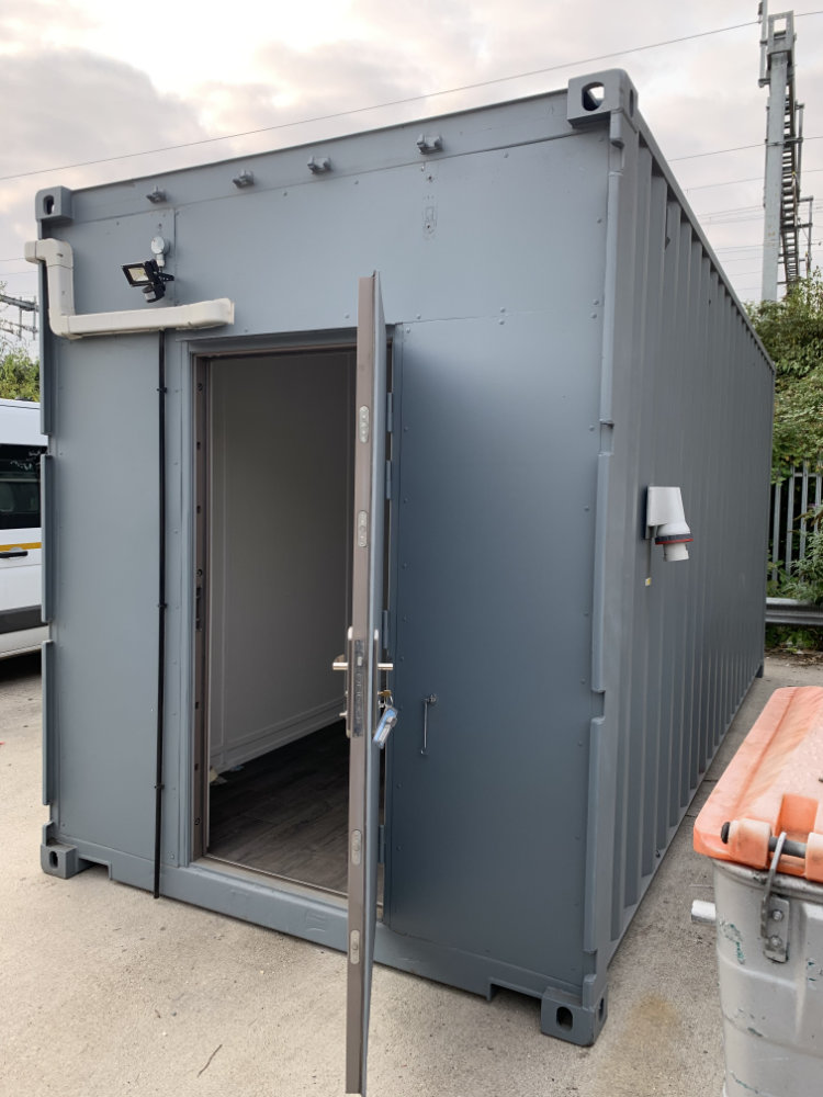 20ft Container Conversion Office